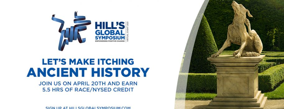 HILL'S GLOBAL SYMPOSIUM! LET'S MAKE ITCHING ANCIENT HISTORY